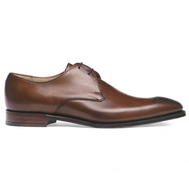 Cheaney Liverpool Derby in Conker Calf Leather