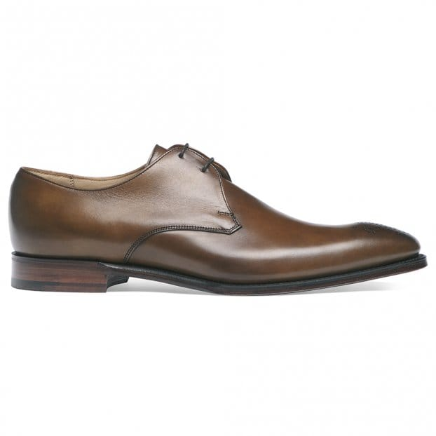 Cheaney Liverpool Derby in Mahogany Calf Leather