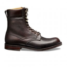 Masham R Derby Boot in Chicago Tan Chromexcel Leather