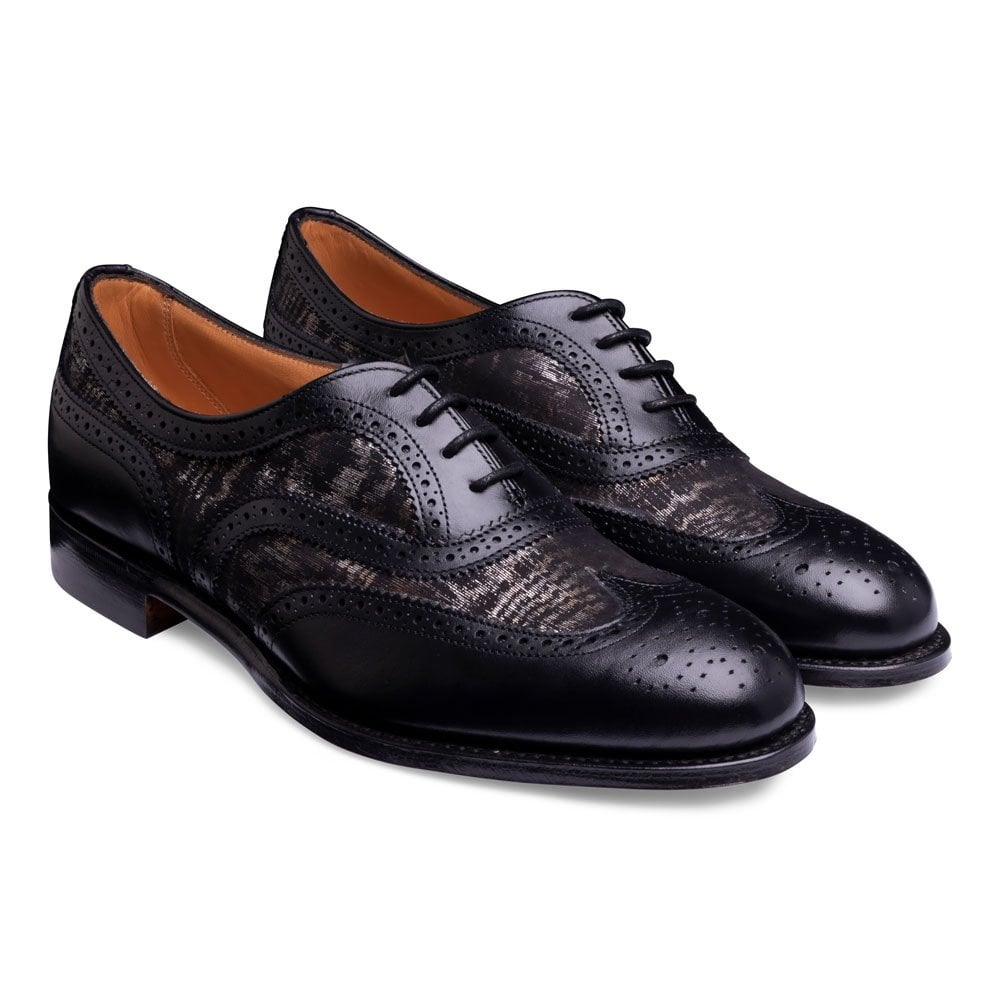Cheaney Milly Two Tone Oxford Brogue