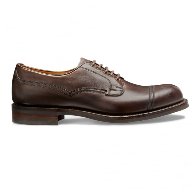 Cheaney Murton R Derby in Chicago Tan Chromexcel Leather