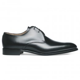 Old Classic Derby in Black Calf Leather