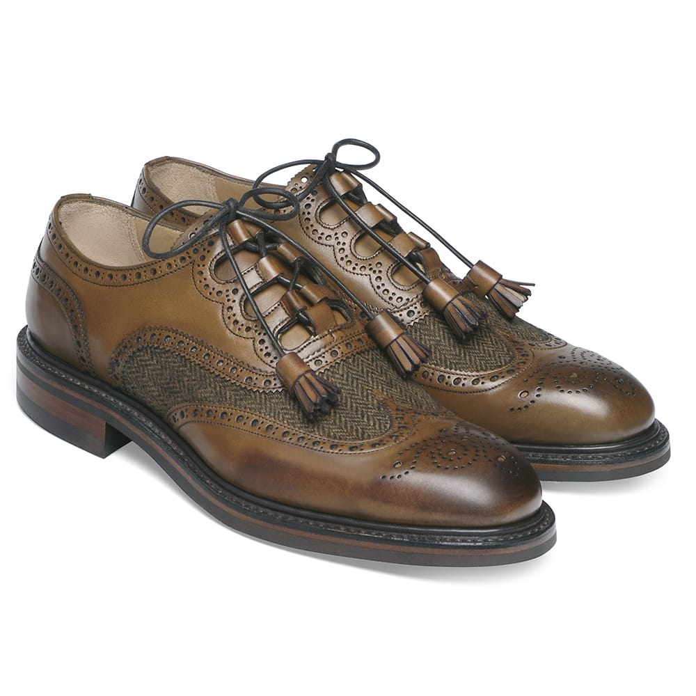 Cheaney Pitlochry | Scottish Brogue Shoe | Hand Made in ...