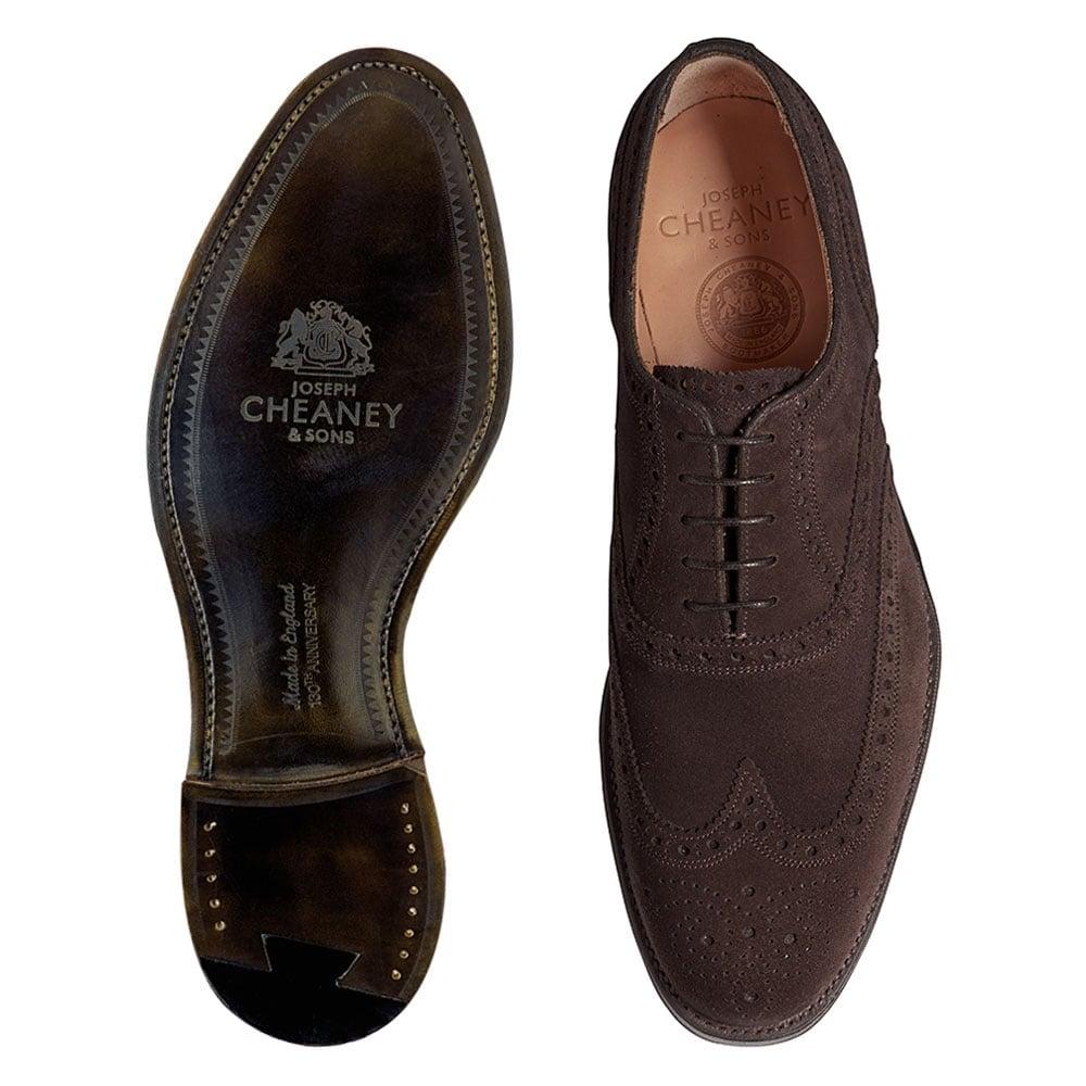 Grey Suede Shoes Brown Belt