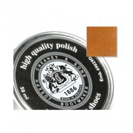 Shoe Polish - Chestnut (Suitable for Chestnut and Almond Grain Leather)