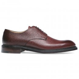 Uxbridge Derby in Burgundy Grain Leather