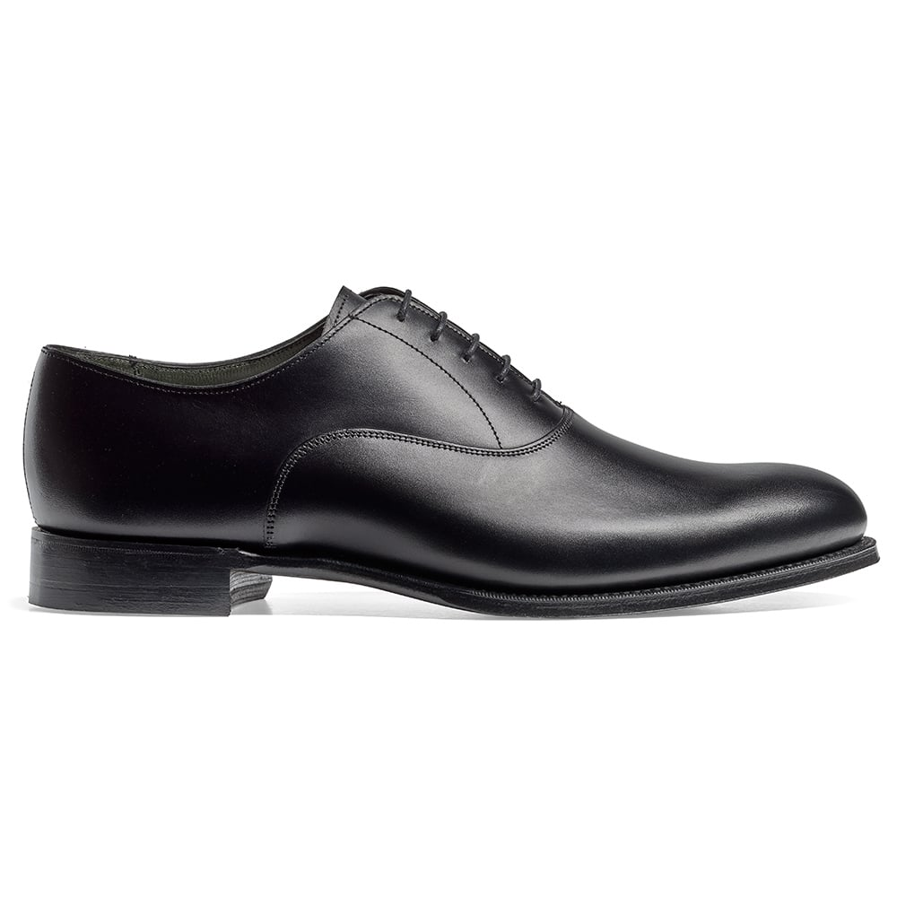 0e7672da54 Cheaney Welland | Mens Black Leather Oxford Shoes | Made in England