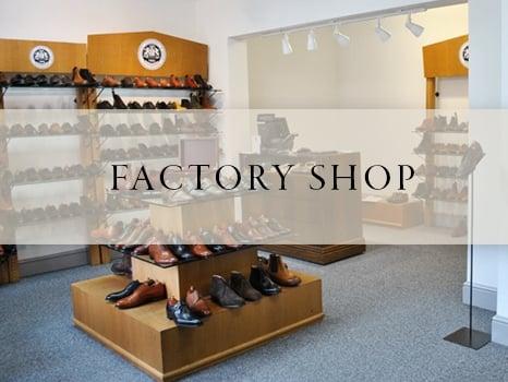 Desborough Factory Shoe Shop