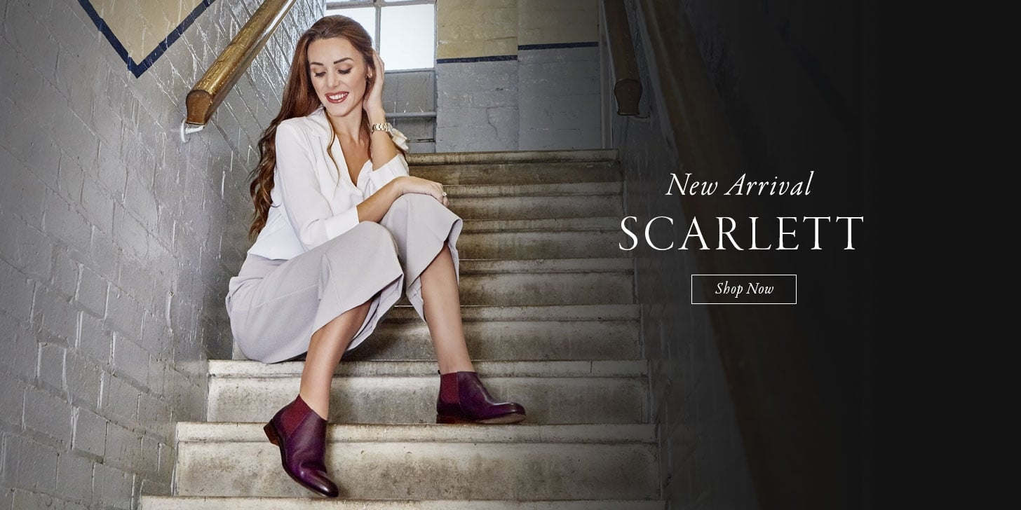New Arrival Scarlett - Shop Now