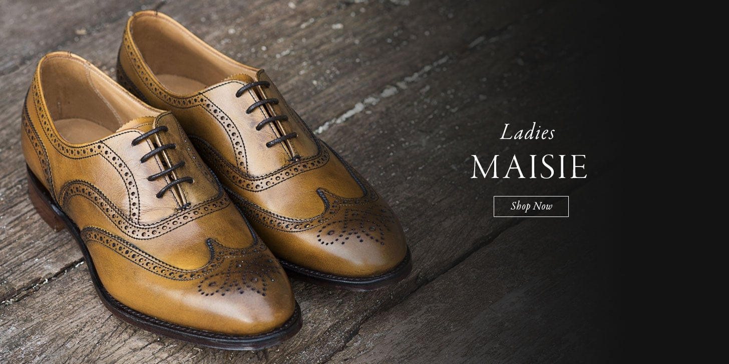 Ladies Maisie Brogues