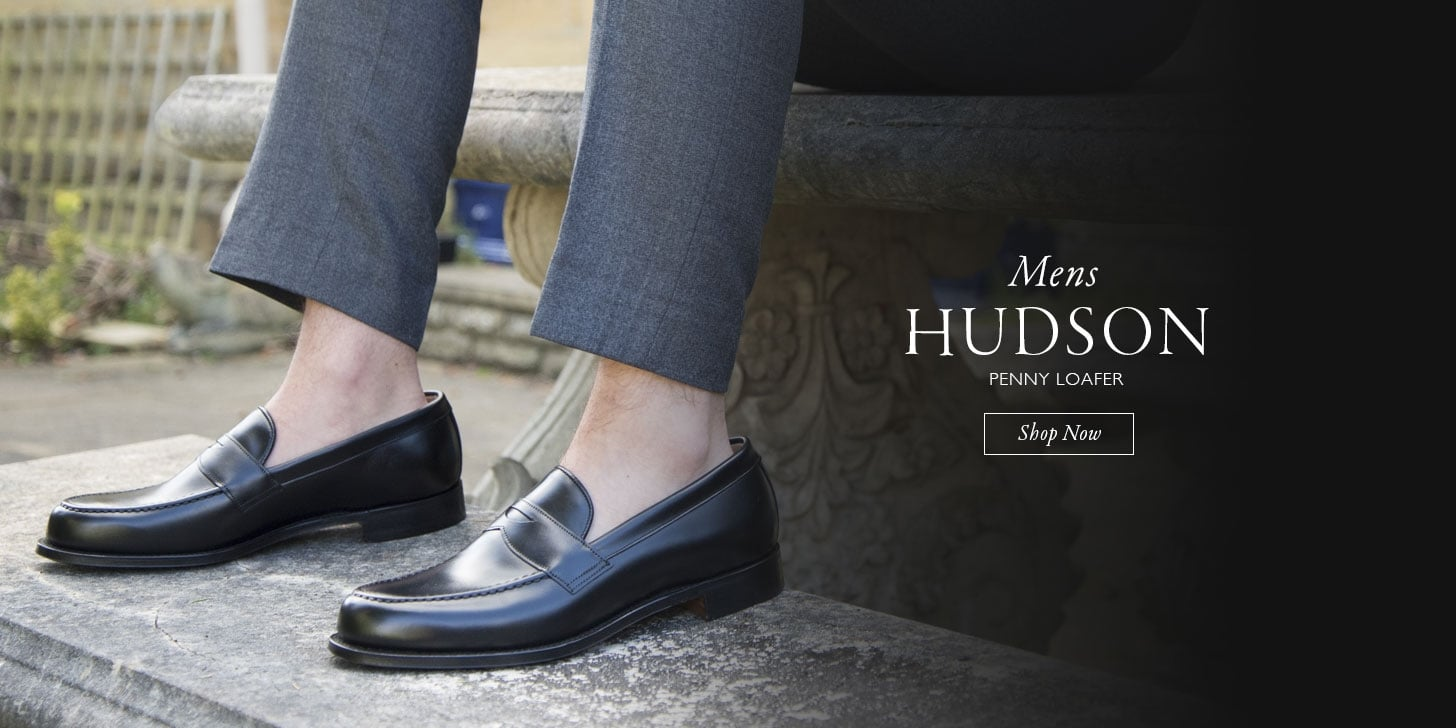 Mens Hudson Penny Loafer - Shop Now