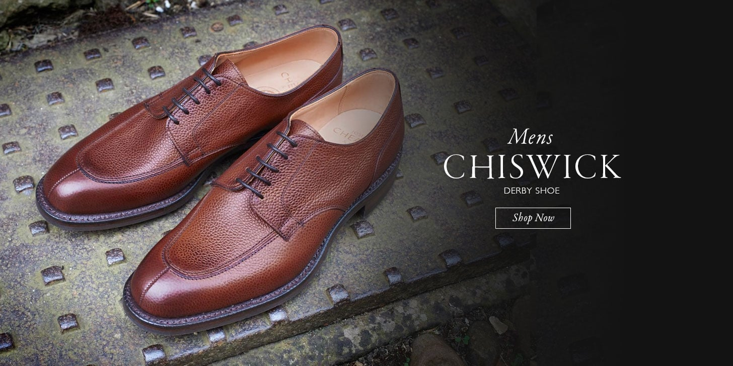 Mens Chiswick Derby Shoe - Shop Now