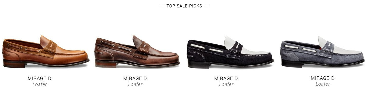 Mirage Loafers