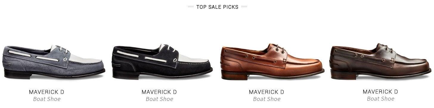 Maverick Boat Shoes