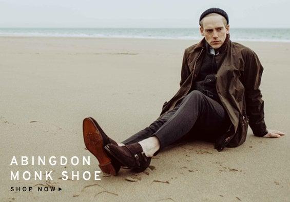 Abingdon Monk Shoes | Shop Now
