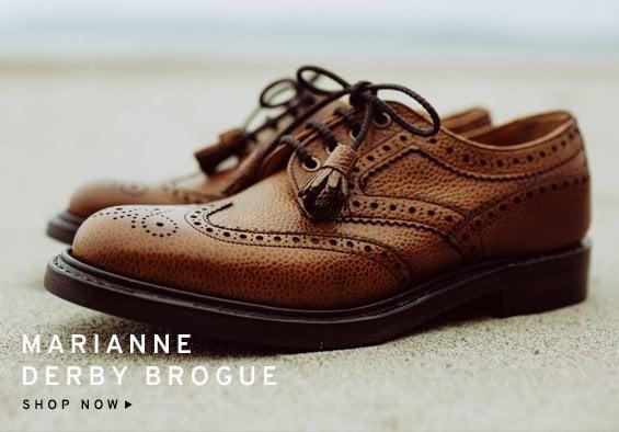 Marianne Derby Brogue   Shop Now