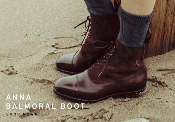 Anna Balmoral Boot   Shop Now