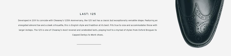 Arthur Black 125