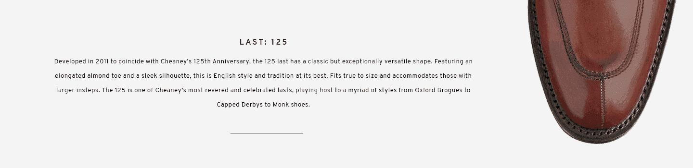 chiswick dark leaf 125