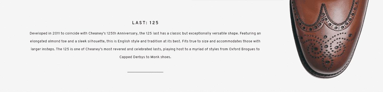 Arthur Dark Leaf: Last 125