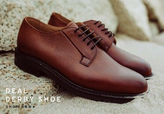 Deal Derby Shoe | Shop Now