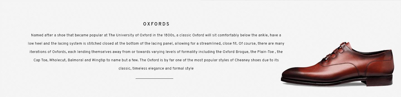 Fulham Dark Leaf Oxford