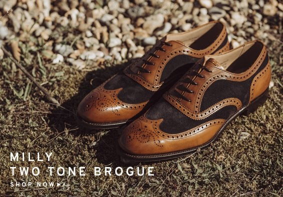 Milly | Oxford Brogue