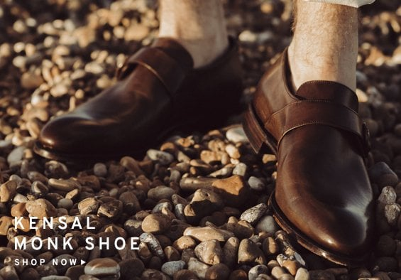 Kensal Monk Shoes | Shop Now