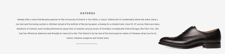 Louise Oxford Shoe