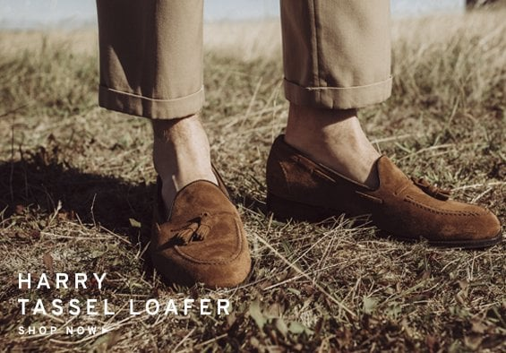 Harry Tassel Loafer | Shop Now