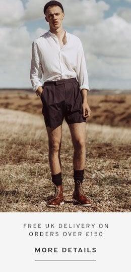 Men's Vintage Boots