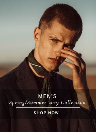 Men's Spring/Summer 2019 Collection | Shop Now