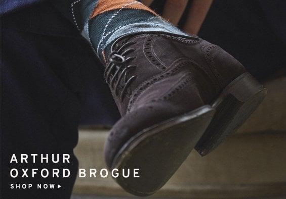 Arthur Plough Suede