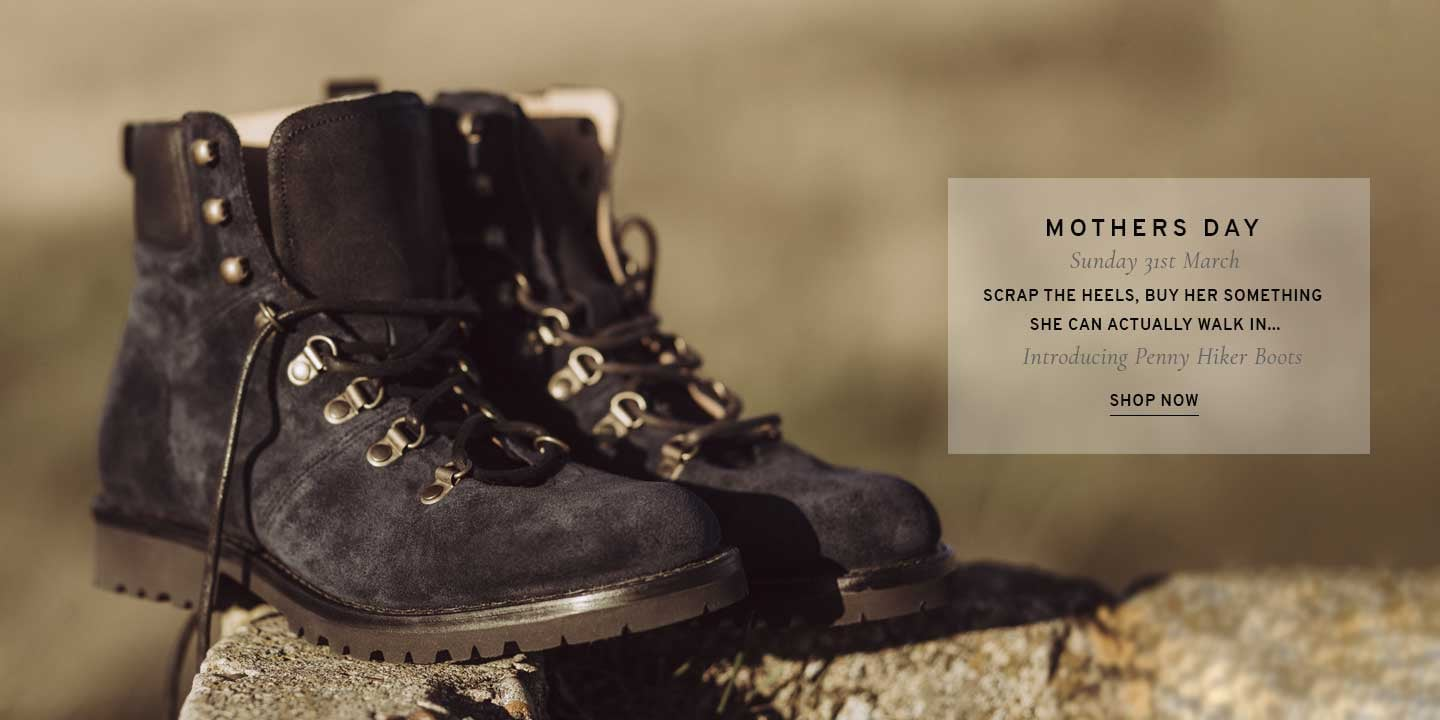 Introducing Penny Hiker Boots | Shop Now