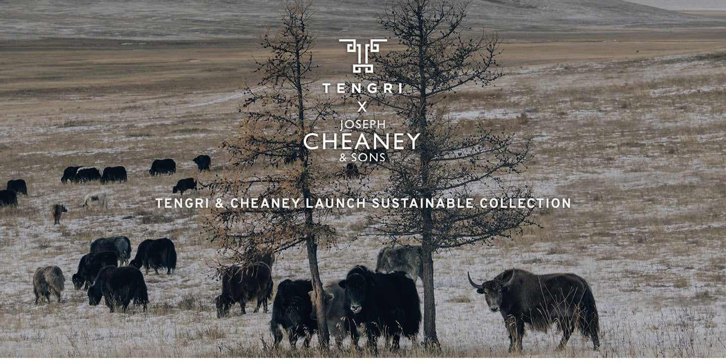 Tengri & Cheaney Launch Sustainable Collection
