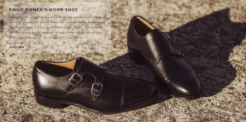 07de14d81c85 Emily Women s Monk Shoes. Mens Monk Shoes