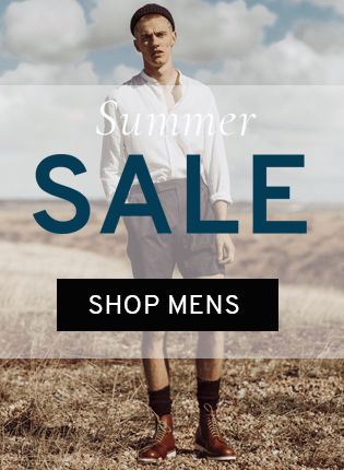 Summer Sale Now On | Shop Mens