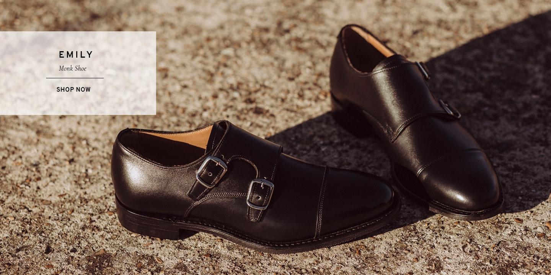 Emily Womens Monk Shoes | Shop Now