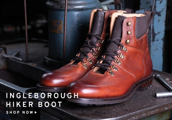 Ingleborough Hiker Boot | Shop Now