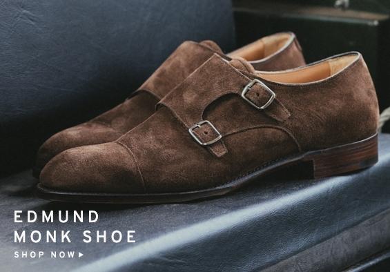 Edmond Monk Shoes | Shop Now