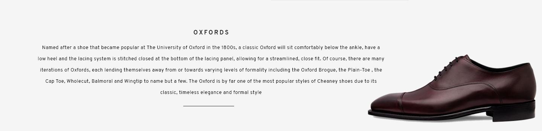 Oxfords   York Burgundy