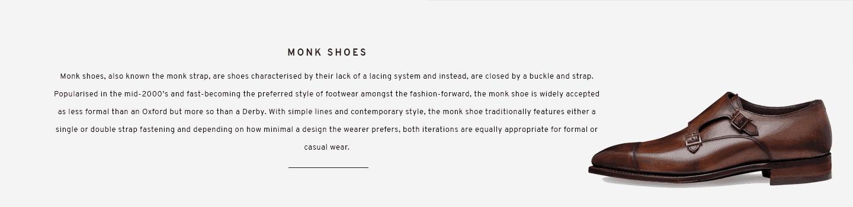 Monk Shoes | Tudor Bronze