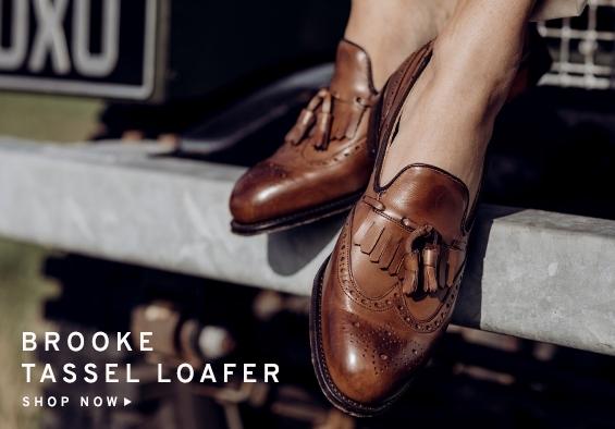 Brooke Fringed Tassel Loafer | Shop Now