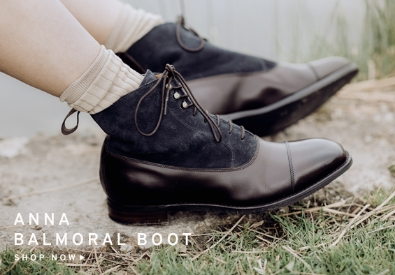 Anna Balmoral Boot | Shop Now