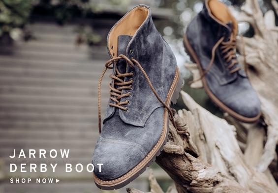 Jarrow Derby Boot | Shop Now