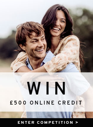 Win £500 Online Credit | Enter Competition