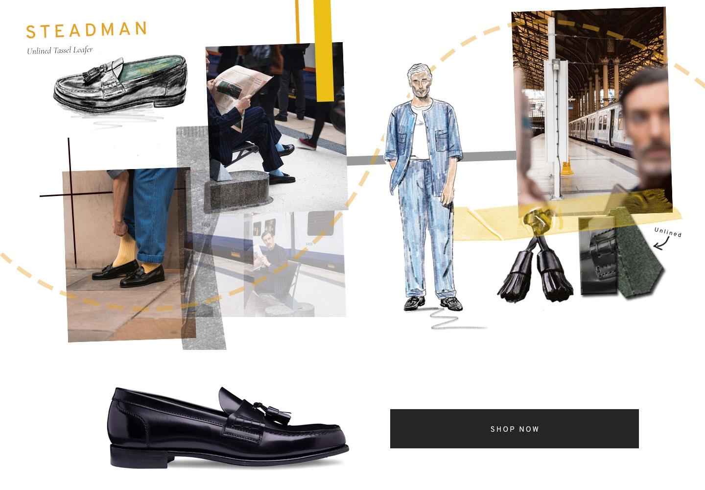 Steadman Tassel Loafer | Shop Now