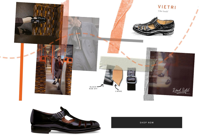 Vietri T-Bar Sandal | Shop Now