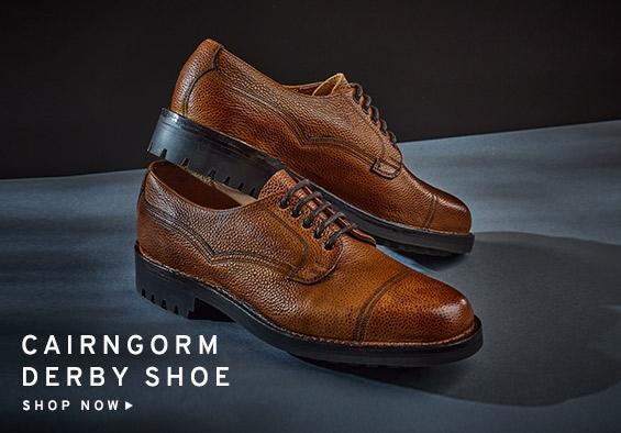 Cairgorm Derby Shoe | Shop Now