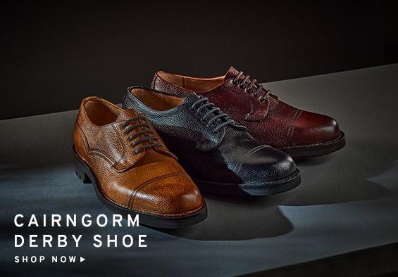 Cairngorm Derby Shoe | Shop Now